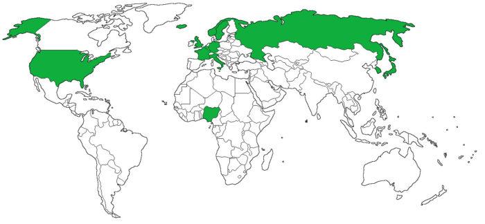 Карта С миру по книге